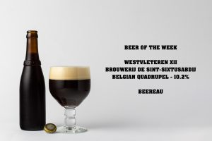 Westvleteren XII – Beer of the Week: Week 13 2019