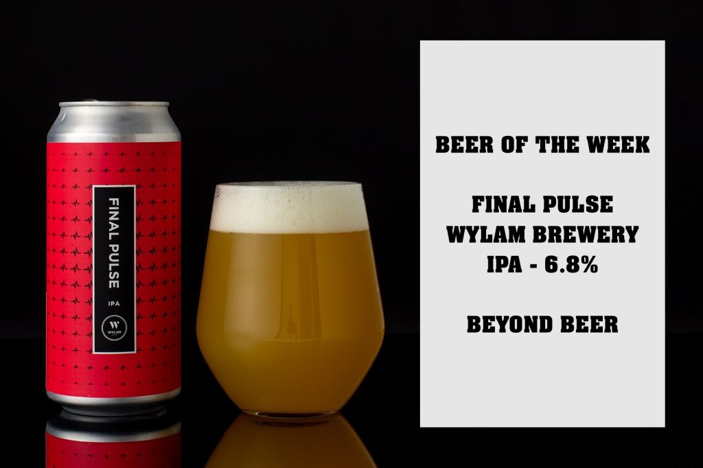 Final Pulse - a 6.8% IPA from Wylam Brewery