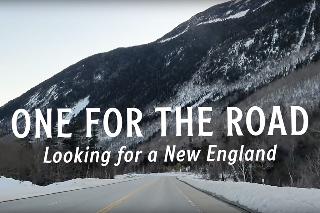 Screenshot from Looking for a New England by, a documentary by The Craft Beer Channel