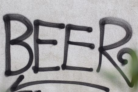 BEER Graffiti
