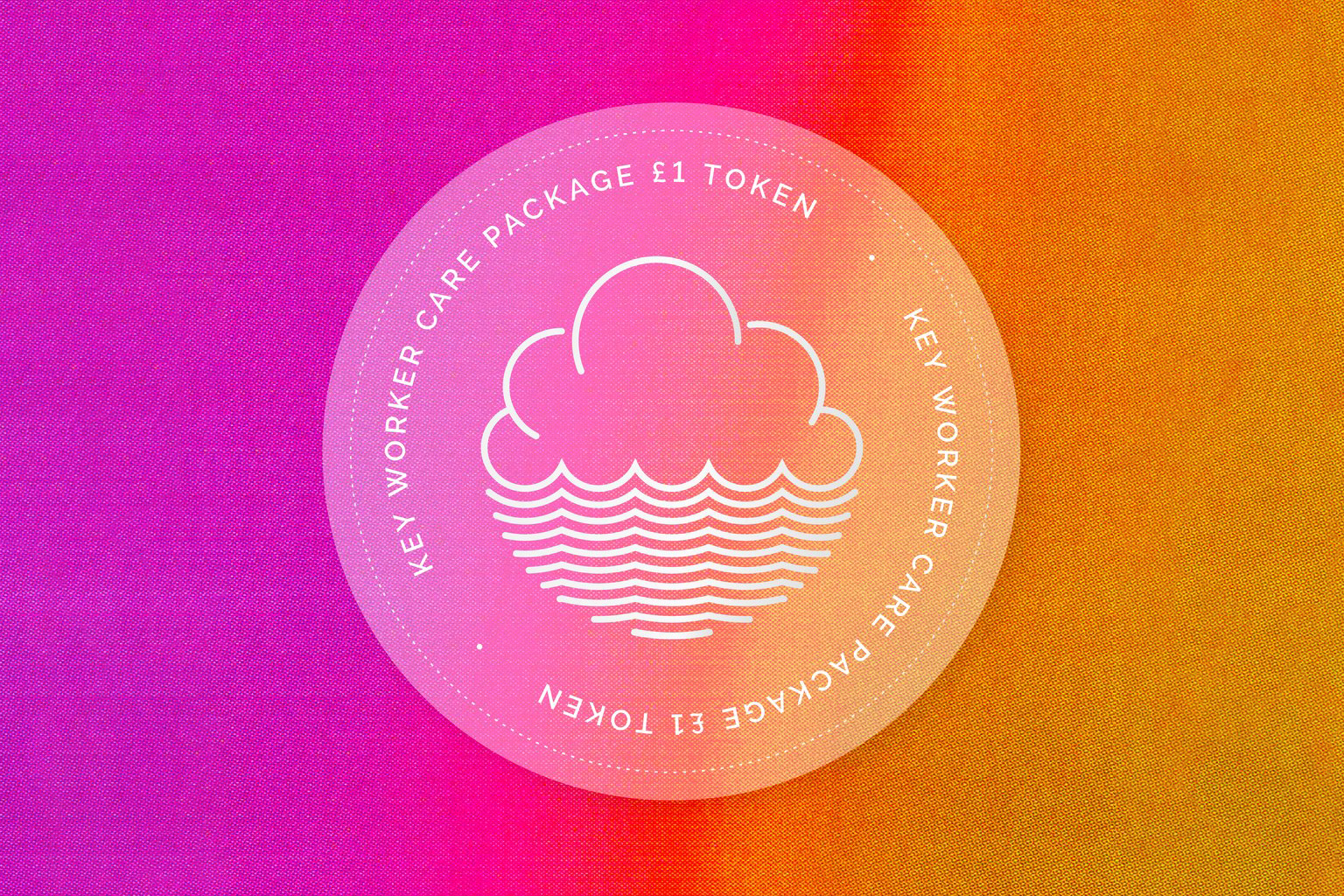 Showing Some Love in the Time of Corona - Cloudwater Key Worker Token
