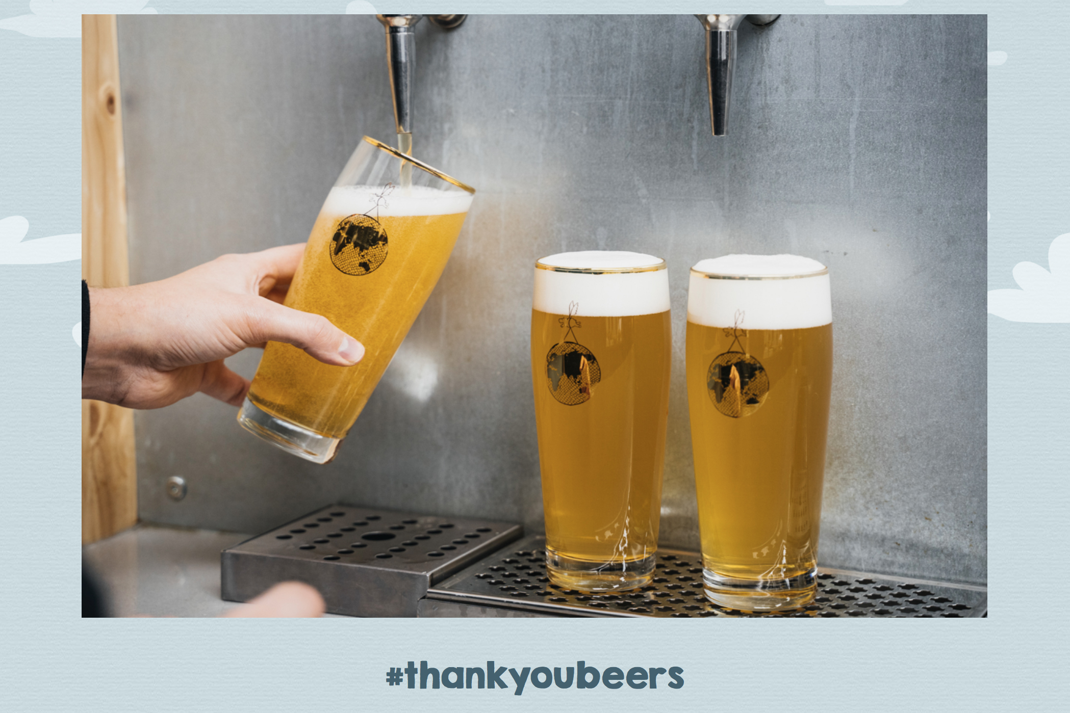 Showing Some Love in the Time of Corona - #thankyoubeers from Lost & Grounded Brewers